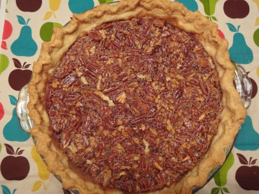 Old Fashioned Pecan Pie | Crafty Cori Strikes Again